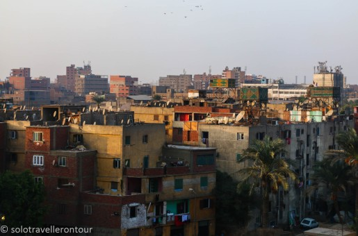 View over Cairo