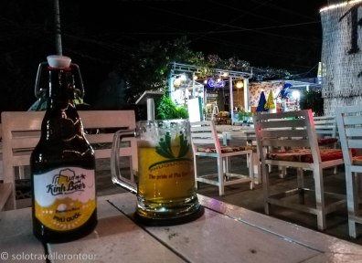 Local Phu Quoc craft beer