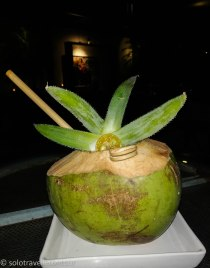 Coconut Island Cocktail - just delicious