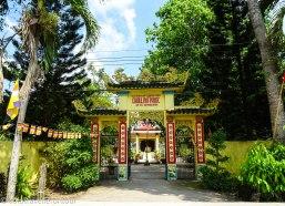 Hidden little pagoda