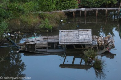 Not all boats are in good condition
