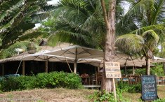 The Mango Bay Beach Restaurant