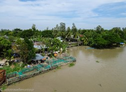 Fish farms, plantations and villages - the Mekong Delta has lots to offer