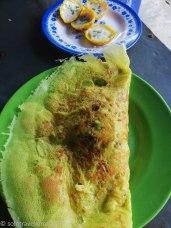 Delicious Banh Xeo and Banh Khot