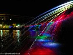 Colourful Starlight Bridge