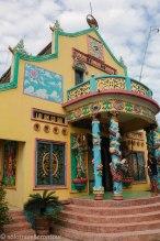 Cao Dai temple in Tri Ton