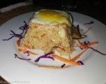 And a popular fried rice dish