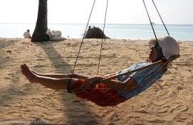 Relaxing a bit